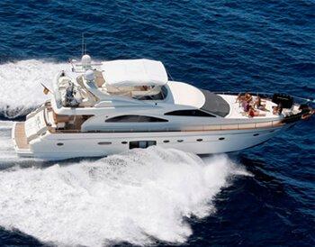 Ibiza Luxury charter Astondoa 72 glx
