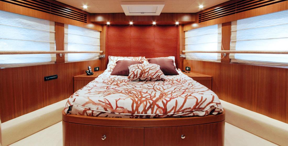 Ibiza yacht charter Dalla Pieta 72