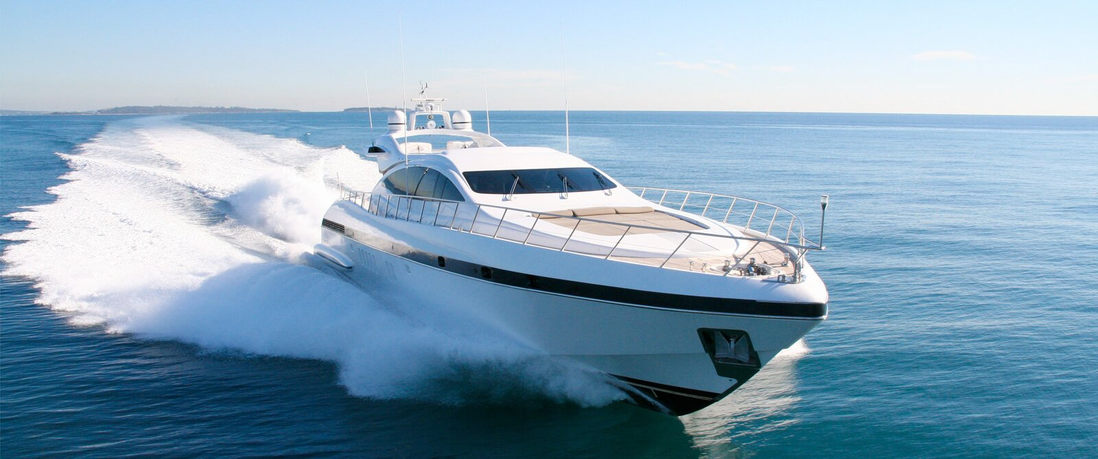 Luxury Yacht Charter on Ibiza and Formentera
