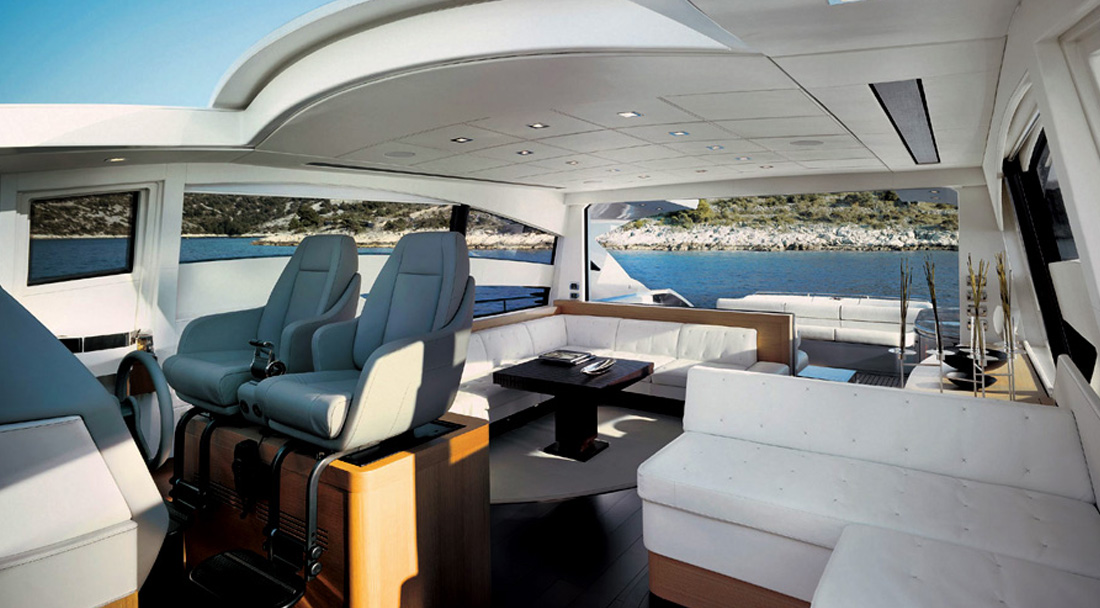 Ibiza yacht charter Pershing 72