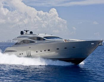 Ibiza Luxury charter Pershing 90