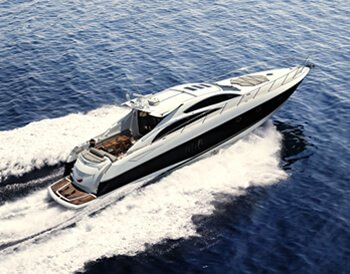 Sunseeker predator 72 Charter on Ibiza