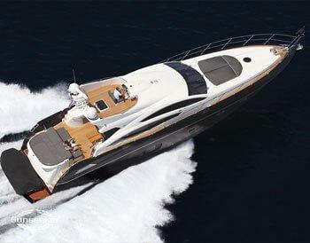 Luxury Ibiza Charter sunseeker predator 74