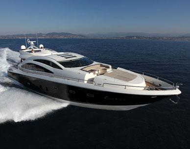 Sunseeker predator 84 Ibiza Luxury Charter