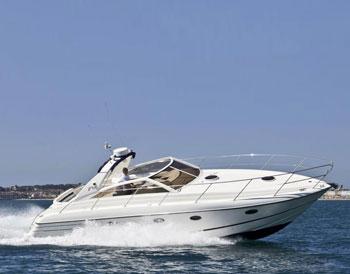 Ibiza boat charter Princess V42
