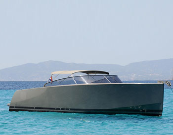 Ibiza Boat Charter Van Ducht 40