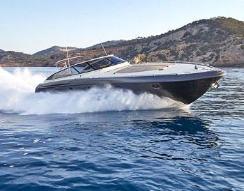 Ibiza boat Charter Baia Aqua 54