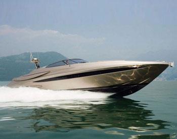 Ibiza boat charter Riva Rivale 52