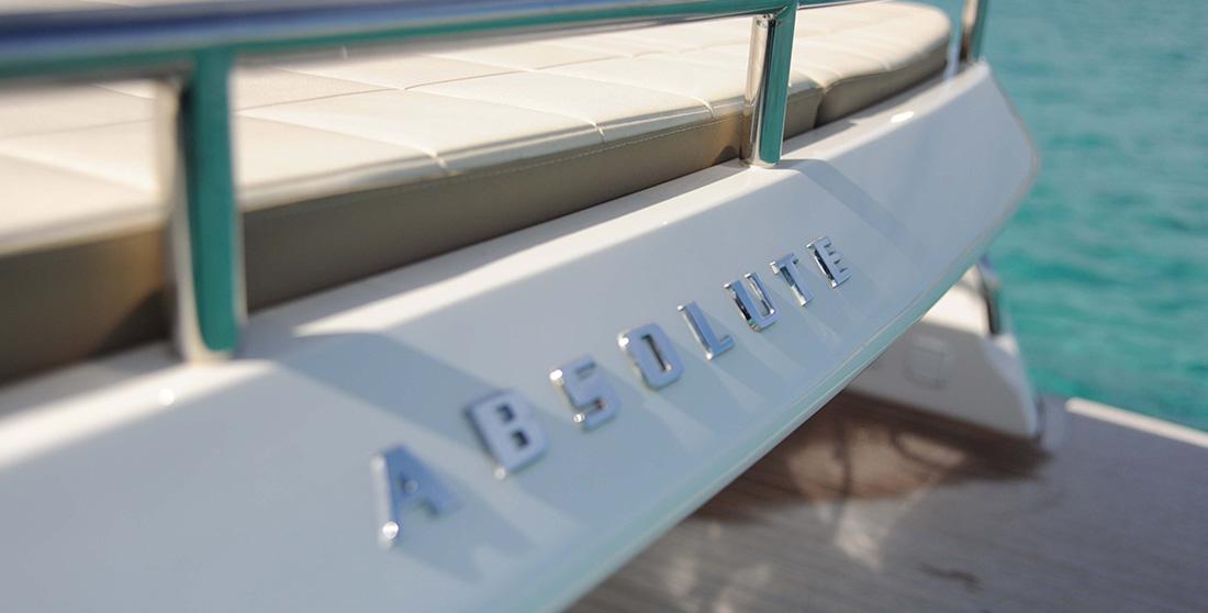 Boat charter Ibiza Absolute 40