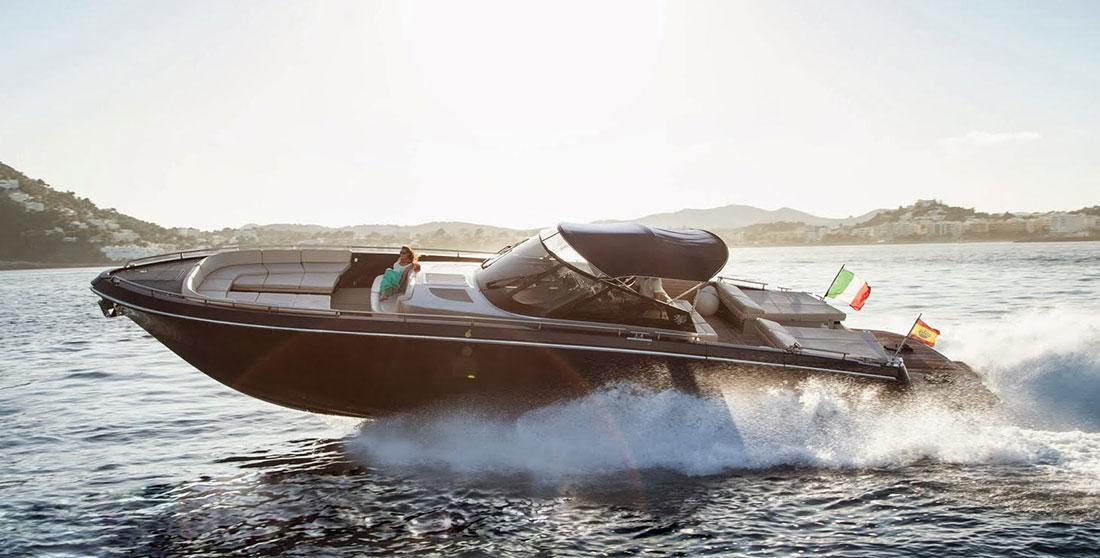 Ibiza Boat Charter Continental Tender 50