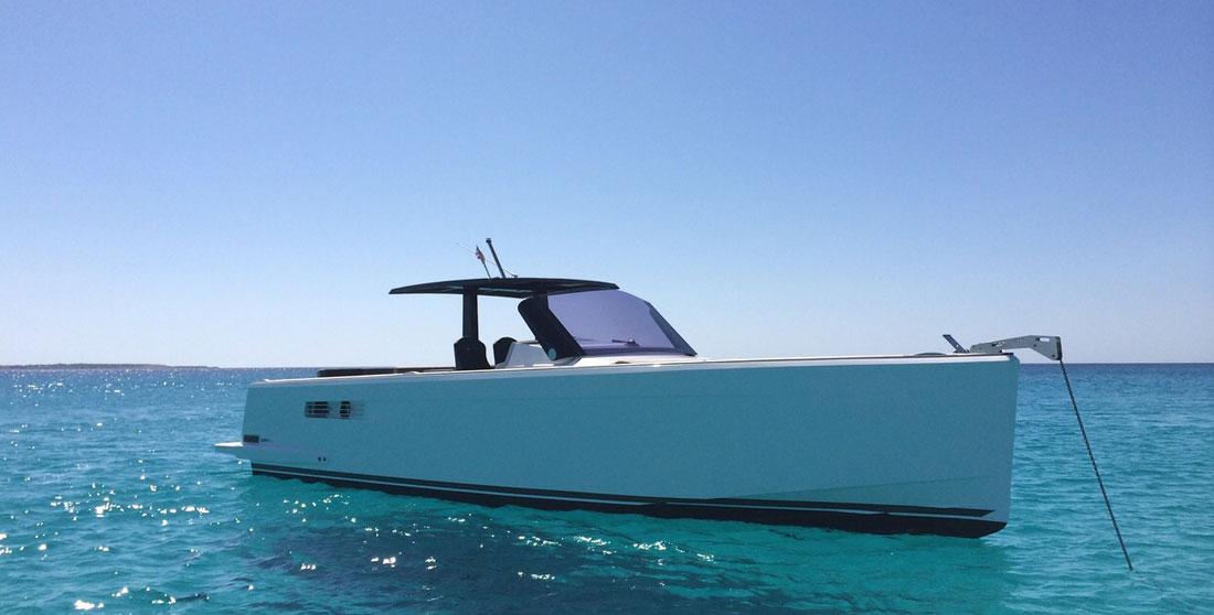 Fjord 40 Ibiza Boat Charter