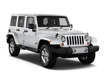 Car rental Ibiza Jeep Wrangler