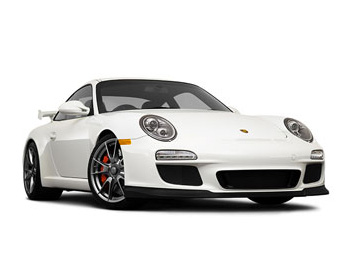 Ibiza car rental Porche 911