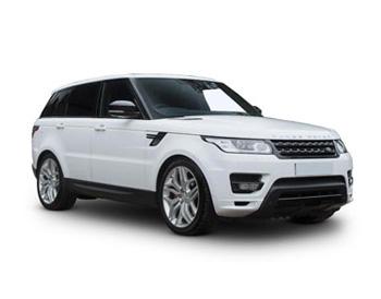 Ibiza car rental Range Rover Sport