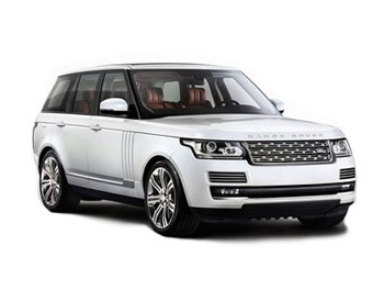 Car rental ibiza Range Rover Vogue