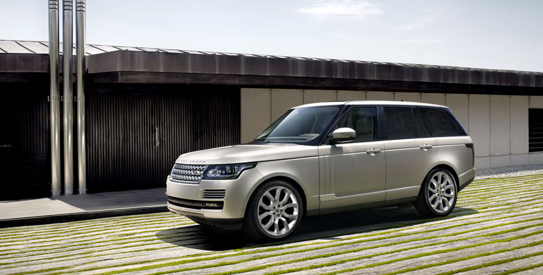 Ibiza Car Rental Range Rover Vogue