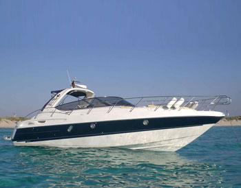 Ibiza Boat Charter Cranchi 41