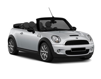 Car rental Ibiza Mini Cabrio