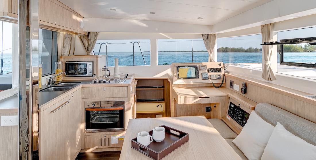 Ibiza sailboat charter Lagoon 39